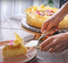 Kunafa Cheesecake Recipe